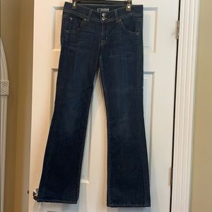 Hudson jeans. Boot cut. Size 30. Worn once.
